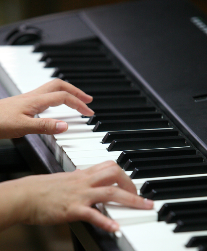 Janice griffith piano lesson hd video